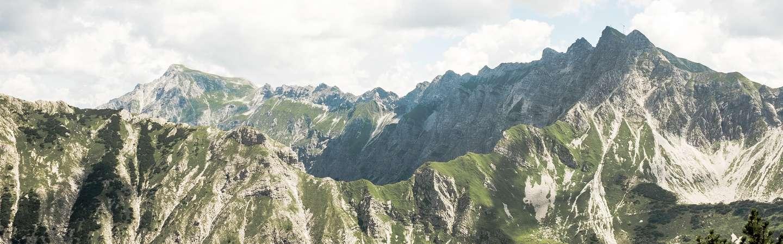 Urlaub Allgäu die Alpen